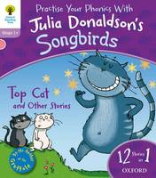 Jacket image for Oxford Reading Tree Songbirds: Level 1+: Top Cat and Other Stories