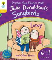 Jacket image for Oxford Reading Tree Songbirds: Level 5: Leroy and Other Stories