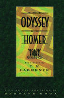 Jacket image for The Odyssey of Homer