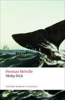 Jacket image for Moby Dick
