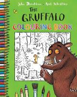 Jacket image for The Gruffalo Colouring Book