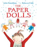 Jacket image for The Paper Dolls