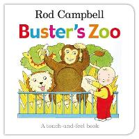Jacket image for Buster's Zoo