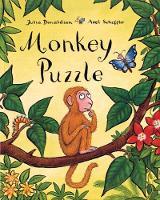 Jacket image for Monkey Puzzle