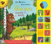 Jacket image for The Gruffalo Sound Book
