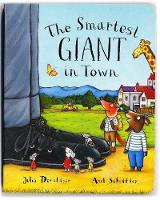 Jacket image for The Smartest Giant in Town