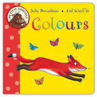 Jacket image for My First Gruffalo: Colours