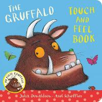 Jacket image for My First Gruffalo: Touch-and-feel