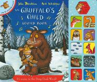 Jacket image for Gruffalo's Child Sound Book