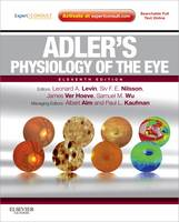 Jacket image for Adler's Physiology of the Eye