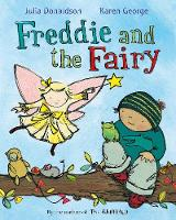 Jacket image for Freddie and the Fairy