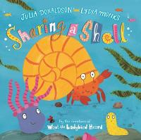 Jacket image for Sharing a Shell Big Book