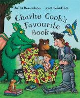 Jacket image for Charlie Cook's Favourite Book Big Book