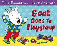 Jacket image for Goat Goes to Playgroup