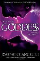 Jacket image for Goddess (Starcrossed 3)