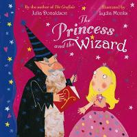 Jacket image for The Princess and the Wizard Big Book