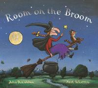 Jacket image for Room on the Broom