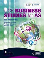 Jacket image for OCR Business Studies for AS