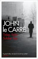 Jacket image for Tinker Tailor Soldier Spy