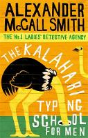 Jacket image for The Kalahari Typing School for Men