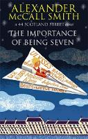 Jacket image for The Importance of Being Seven