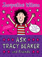 Jacket image for Ask Tracy Beaker and Friends