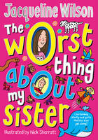 Jacket image for The Worst Thing About My Sister