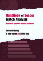 Jacket image for Handbook of Soccer Match Analysis