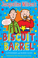 Jacket image for Jacqueline Wilson Biscuit Barrel
