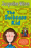 Jacket image for The Suitcase Kid