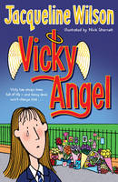 Jacket image for Vicky Angel