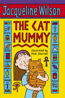 Jacket image for The Cat Mummy