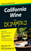Jacket image for California Wine for Dummies