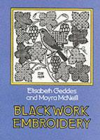 Blackwork Embroidery cover image