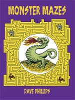 Monster Mazes cover image