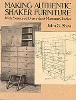 Making Authentic Shaker Furniture cover image