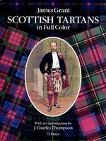 Scottish Tartans in Full Color cover image