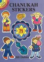 Chanukah Stickers cover image