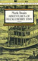 Jacket image for Adventures of Huckleberry Finn