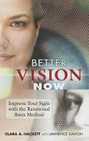 Better Vision Now cover image