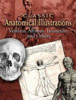 Classic Anatomical Illustrations cover image
