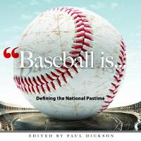 Baseball is... cover image