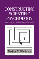 Jacket image for Constructing Scientific Psychology