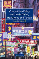 Jacket image for Competition Policy and Law in China, Hong Kong and Taiwan