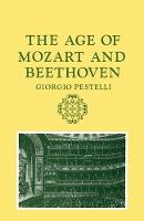 Jacket image for The Age of Mozart and Beethoven
