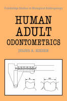 Jacket image for Human Adult Odontometrics