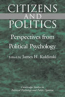 Jacket image for Citizens and Politics
