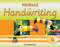 Jacket image for Penpals for Handwriting Year 4 Practice Book