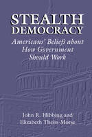Jacket image for Stealth Democracy