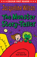 Jacket image for The Monster Story-Teller